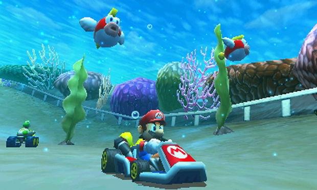 Mario Kart 7 Nds